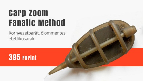 Carp Zoom Fanatic Method Feeder kosarak