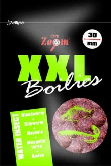 Carp zoom XXL Boilies, water insect 30mm 500g