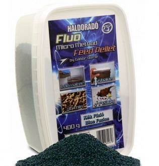 Haldorádó Fluo Micro Method Feed Pelletek