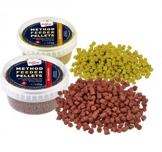 Carp Zoom Method Feeder Pellets
