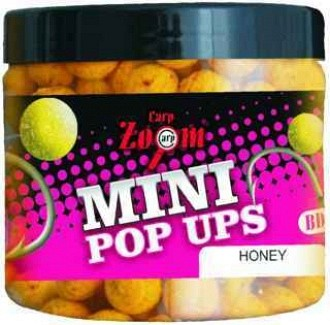Carp Zoom Mini Pop Ups 10mm lebegő bojlik