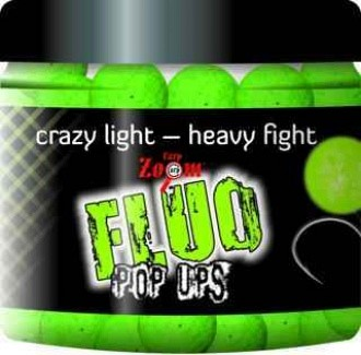 Carp Zoom Fluo Pop Ups