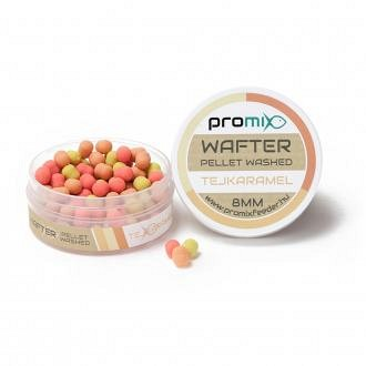 Promix Wafter Washed Pellet Tejkaramell 8mm 20g