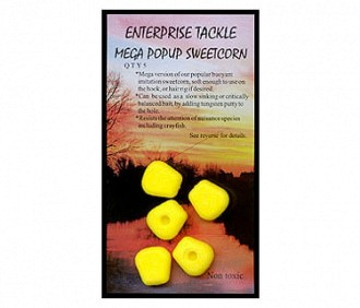 Enterprise tackle mega popup sweetcorn