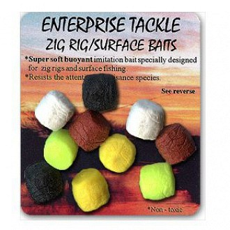 Enterprise tackle zig rig/surface baits
