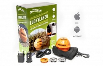 Outdoor Lucky Laker WIFI OKOS HALRADAR (Energo-Team)