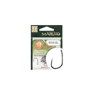 Maruto 8346BL Barbless HC Horog 6