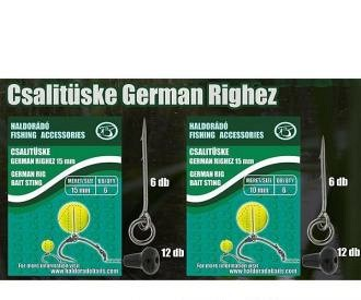 Haldorádó Csalitüskék German Righez