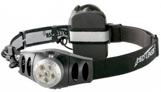 Led lenser Head Fire Revolution Titan fejlámpa