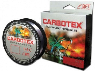 Carbotex DSC (Double Silicone Coating) monofil zsinórok