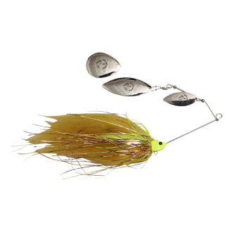 Savage Gear Da'Mega Bush Spinnerbait #8 55g Chartruese Yellow