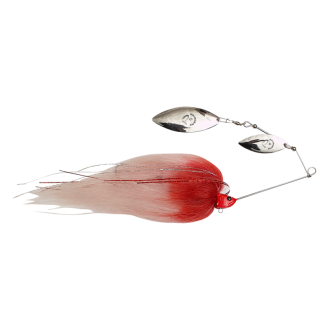 Savage Gear Da'Mega Bush Spinnerbait #8 55g Red Head