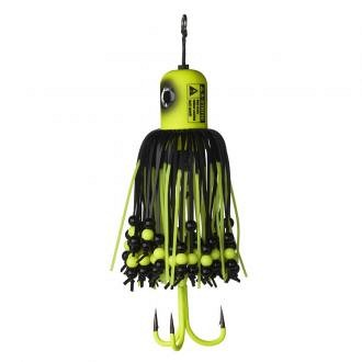 Mad Cat A-Static Clonk Teaser Fluo Yellow UV 200g
