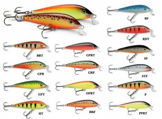 Rapala Team Esko® wobblerek