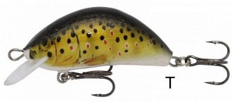 Kenart Hunter Wobbler Floating 2 t