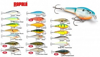 Rapala Jointed Shallow Shad Rap® woblerek