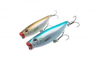 Savage Gear 3D Minnow Pop Walker Felszíni Műcsalik