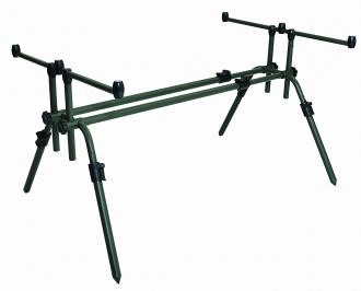 Carp Zoom Double Bar Rod Pod