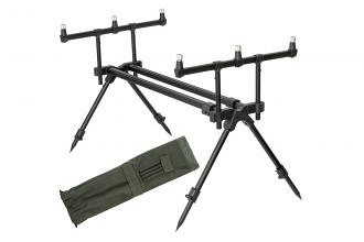 Carp Zoom Focus Rod Pod