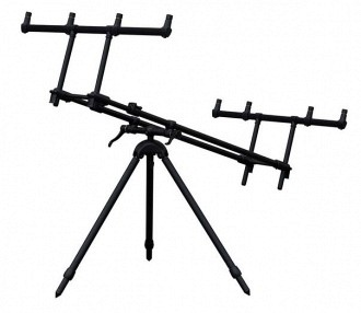 Prologic Tri-Lux Rod Pod 3 botos