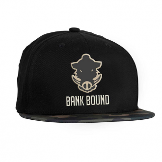 Prologic Bank Bound Flat Bill sapka