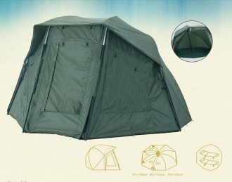 Carp academy Oval Dome Brolly