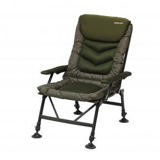 Prologic Inspire Relax Chair With Armrests Fotel 140kg
