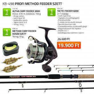 Nevis Profi Method Feeder szett(KB-498)