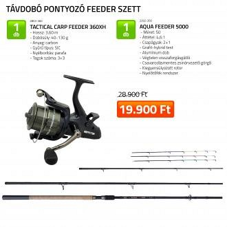 Nevis Tactical Carp Feeder Szett (KB-481)