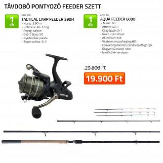 Nevis Tactical Carp Feeder Szett (KB-482)