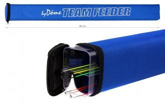 By Döme Team Feeder Spicctartó Táska 80cm