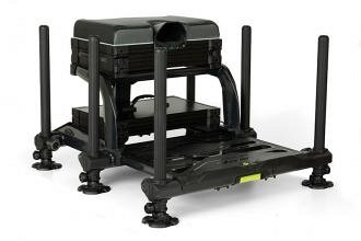 Fox Matrix XR36 Pro Shadow Seatbox Versenyláda